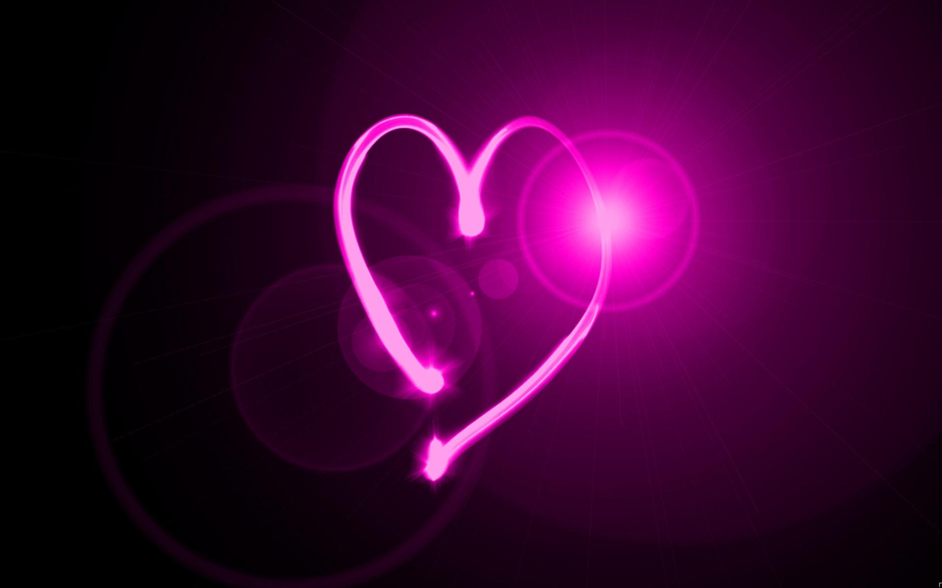 heart neon light 1029156