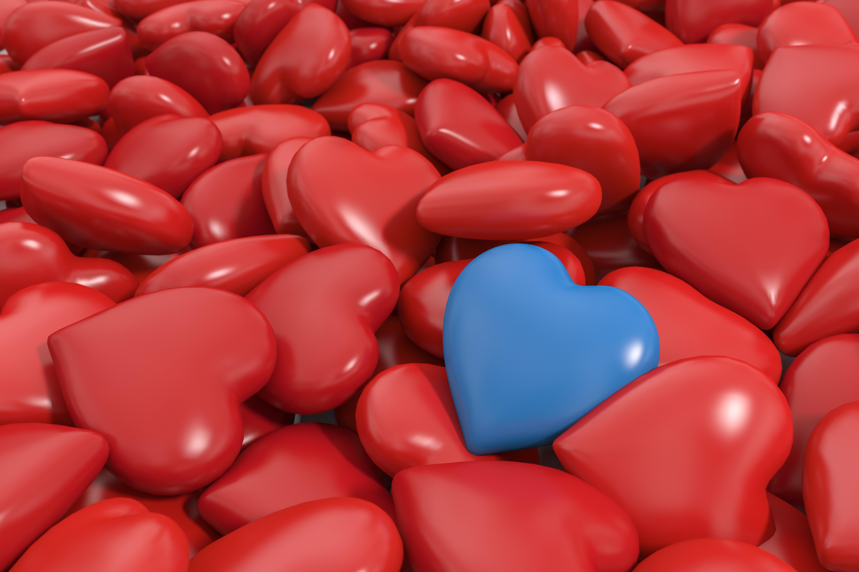 его картинка четыре сердца сегодняшние