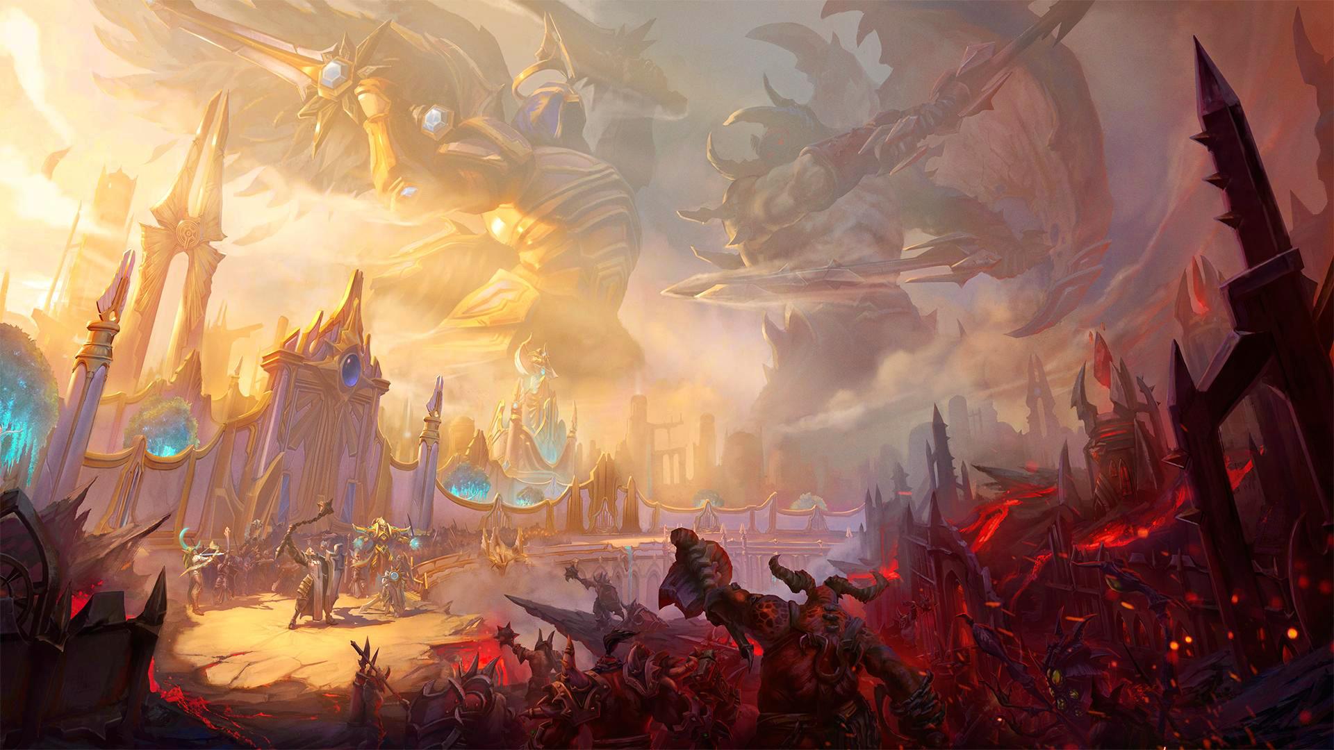 Heroes Of The Storm Blizzard Entertainment Diablo III Battlefield Eternity Screenshot