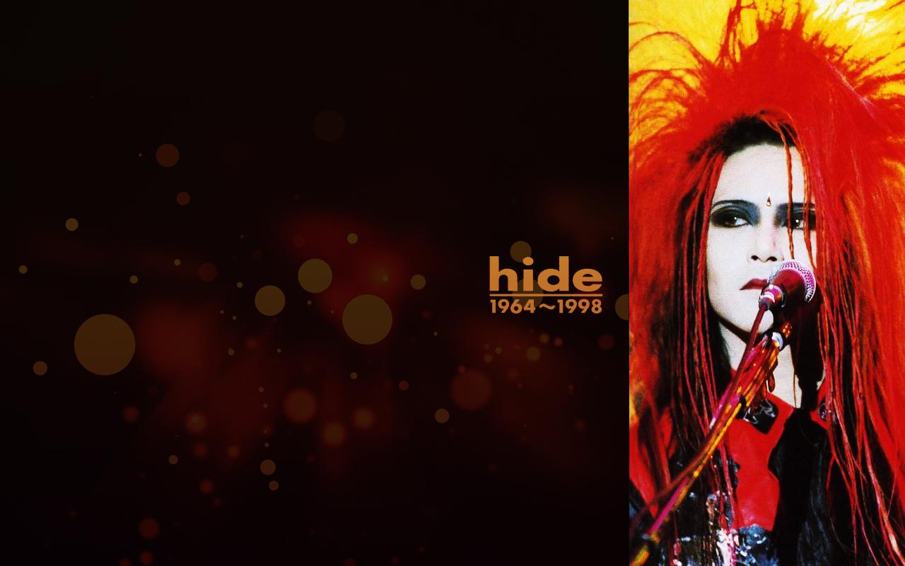 Wallpaper Hide Musician X Japan Singer Women Collage