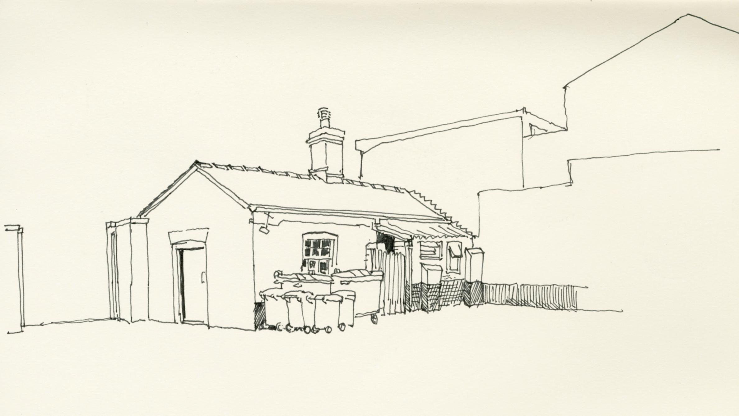 Hintergrundbilder : Zuhause, skizzieren, Haus, Eigentum, Zeichnung ...