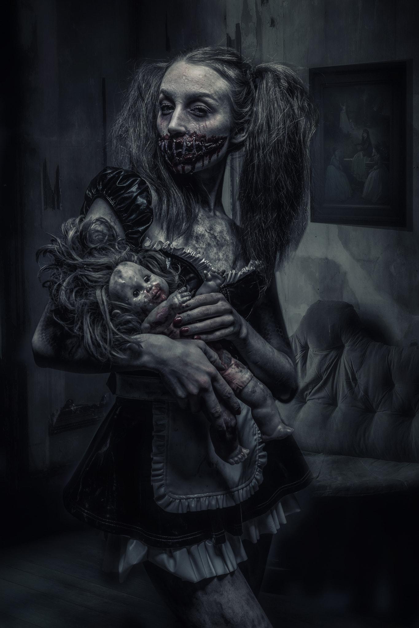 Wallpaper Horror Gore Dark Puppets 500px Peter Helmer