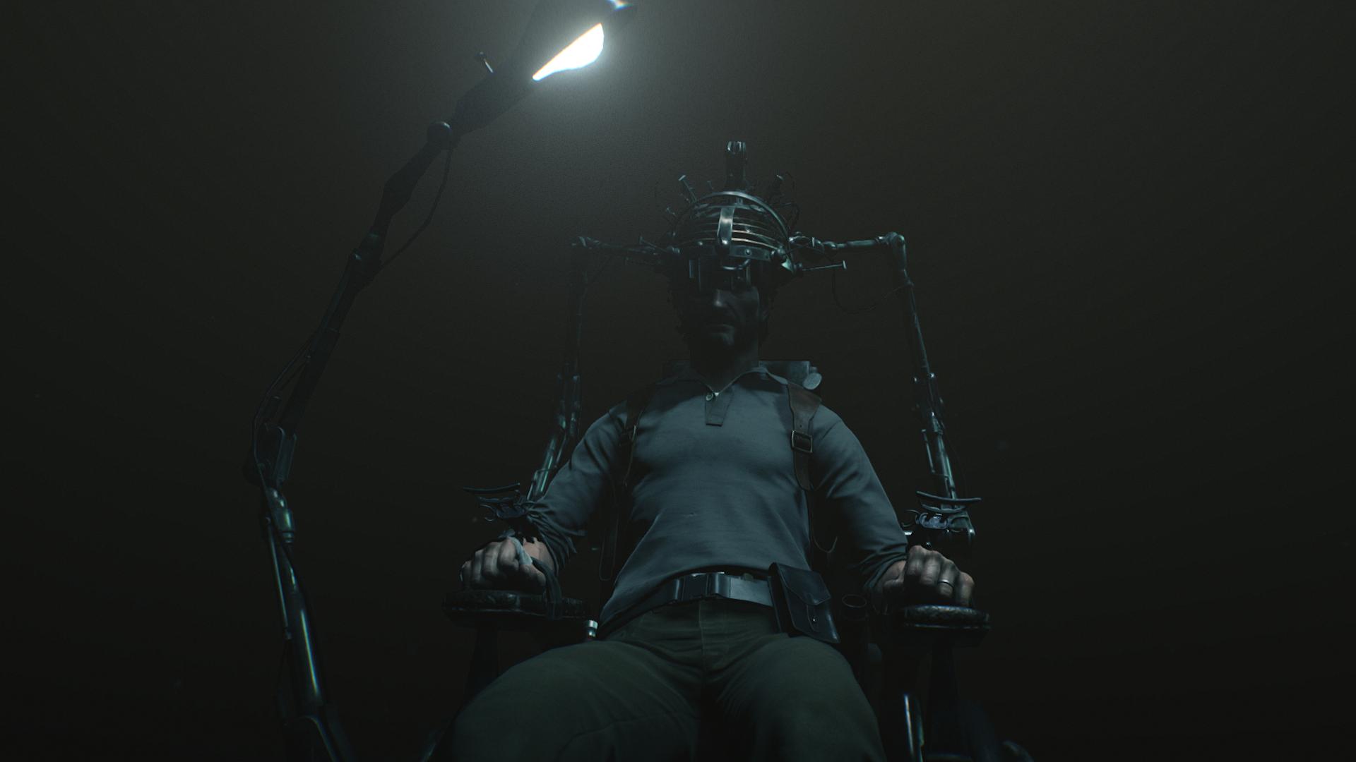 Wallpaper Horror Video Games Bethesda Softworks The Evil