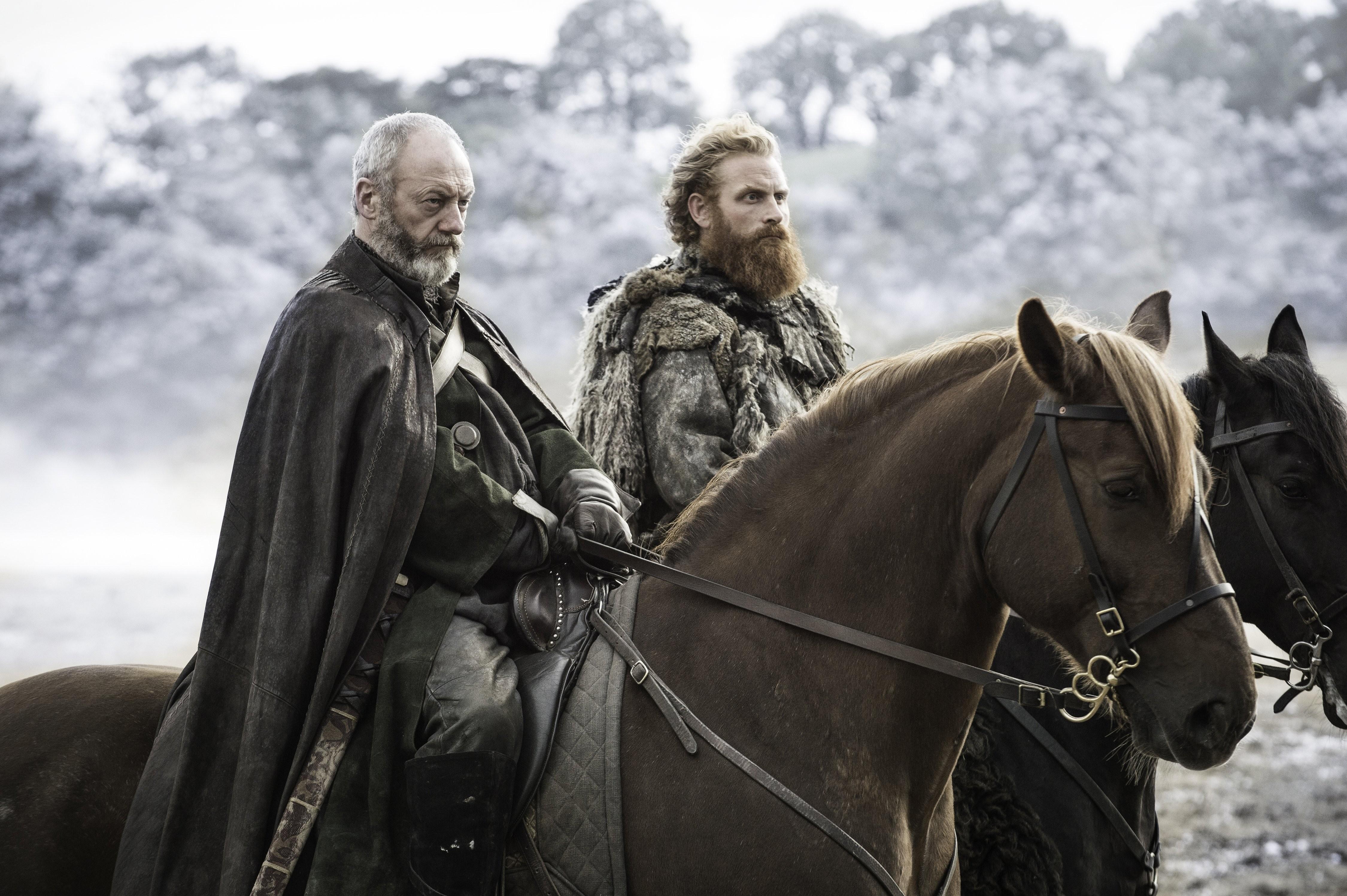Wallpaper Winter Game Of Thrones Battle Of The Bastards