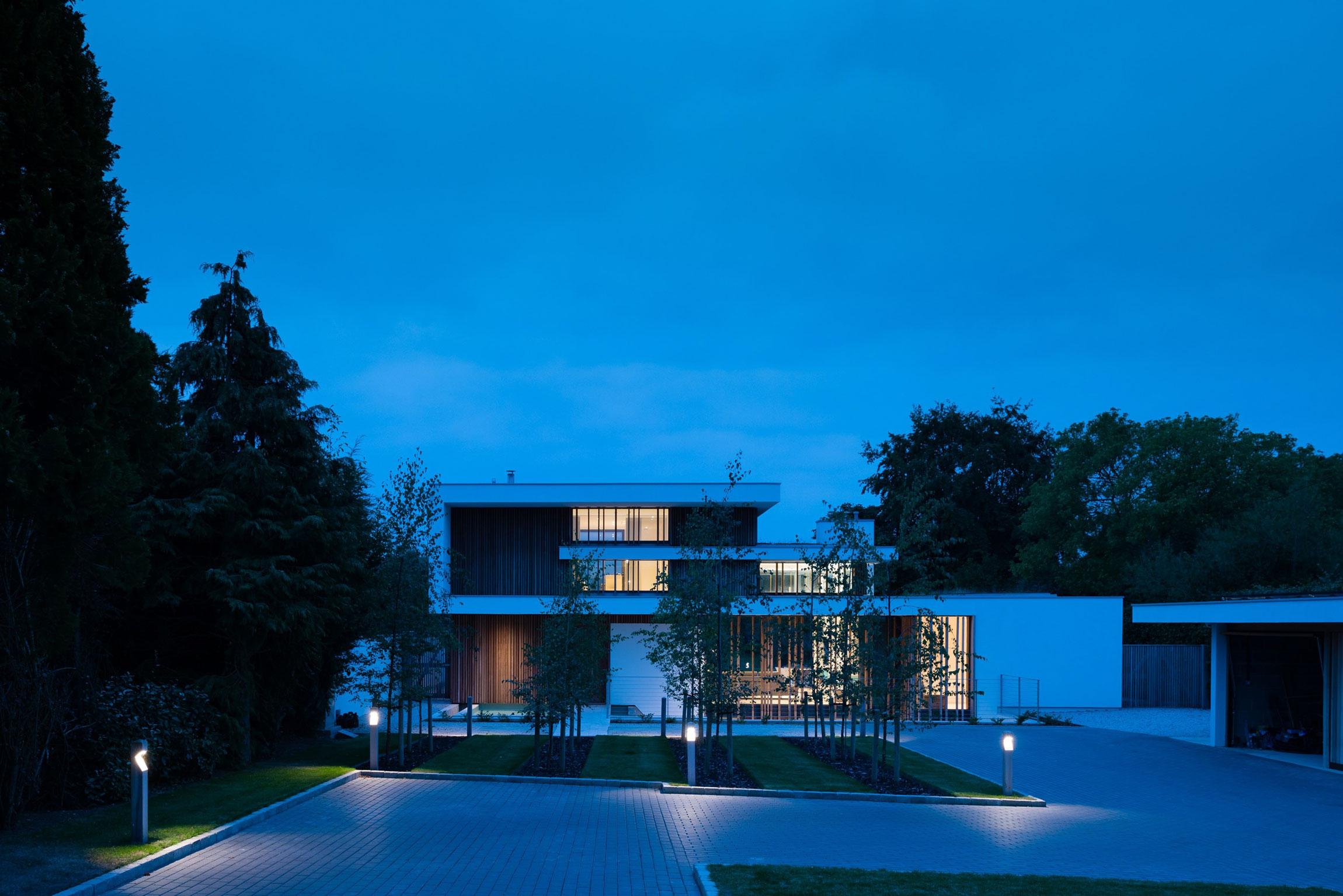 contempor rock river house - HD2300×1535