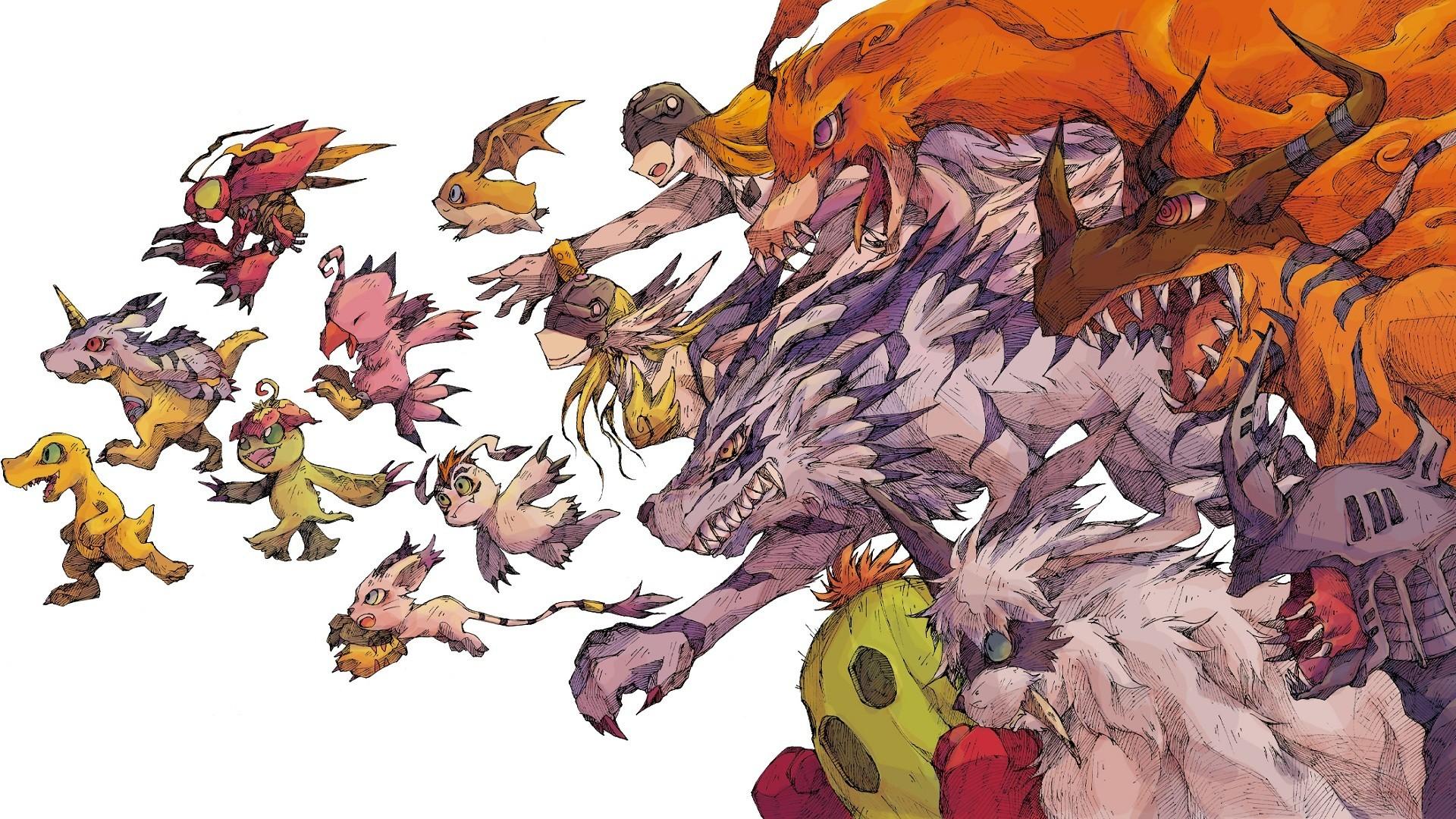 デスクトップ壁紙 図 漫画 神話 グレイモン デジモンアドベンチャー アンケウモン コミックブック 19x1080 Utp デスクトップ壁紙 Wallhere