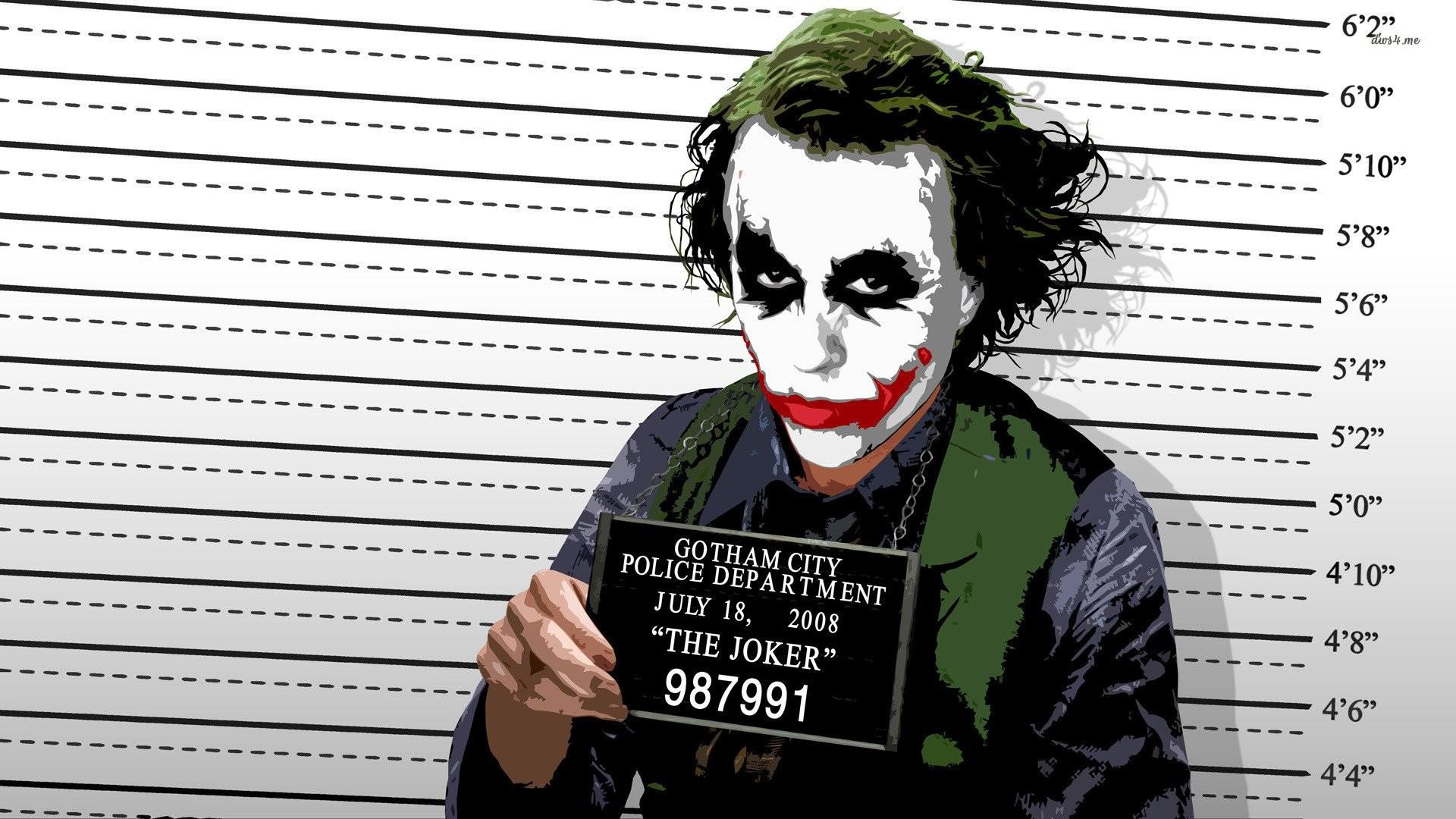 Fond Décran Illustration Joker Dessin Animé Marque