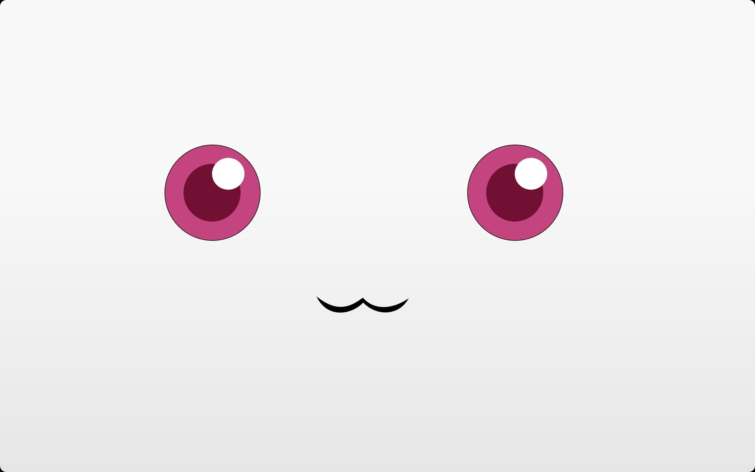 Illustration Mahou Shoujo Madoka Magica Text Logo Circle Pink Brand Magenta Icon Shape Line 2560x1600 Px
