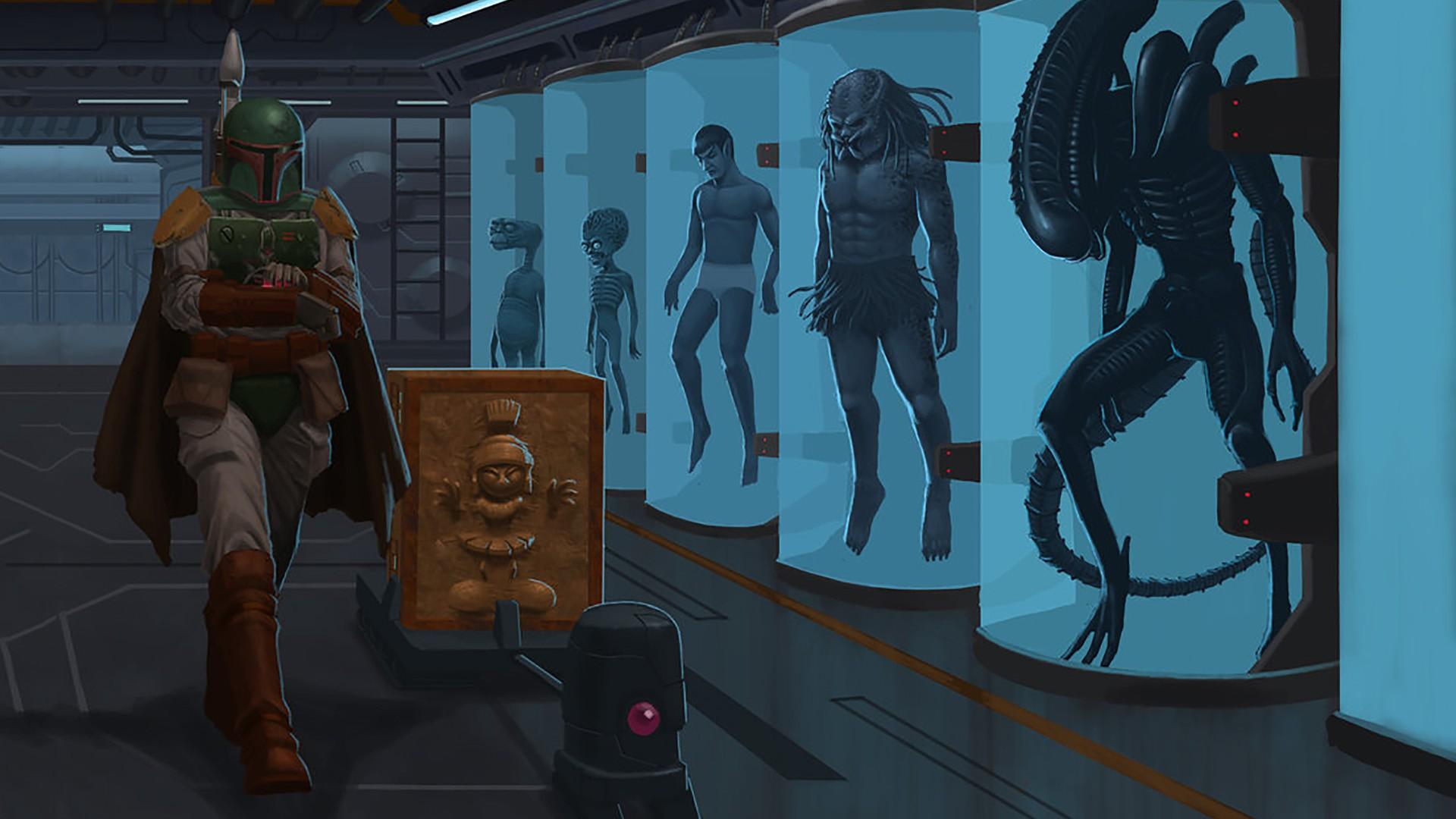 Star wars aliens nude nackt galleries