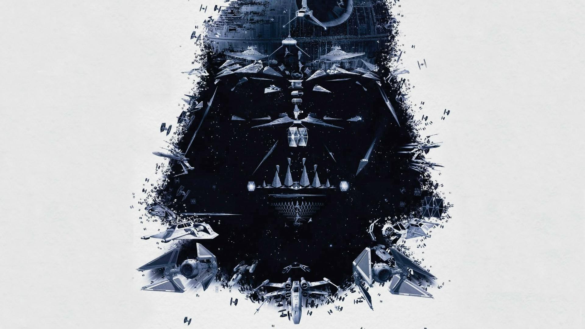 Fondos de pantalla : ilustración, Guerra de las Galaxias, Obra de ...
