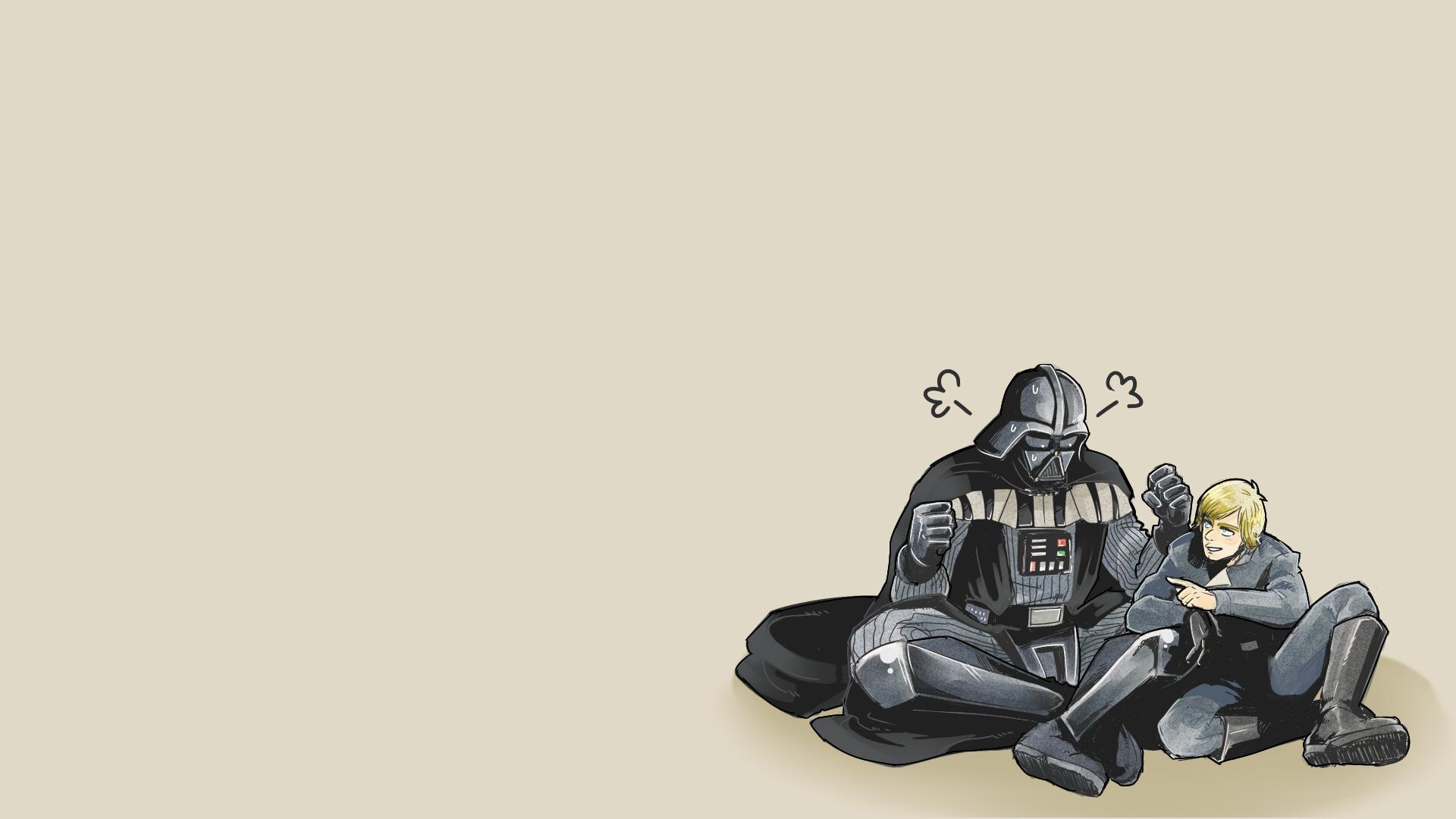 Wallpaper Illustration Star Wars Simple Background Vehicle