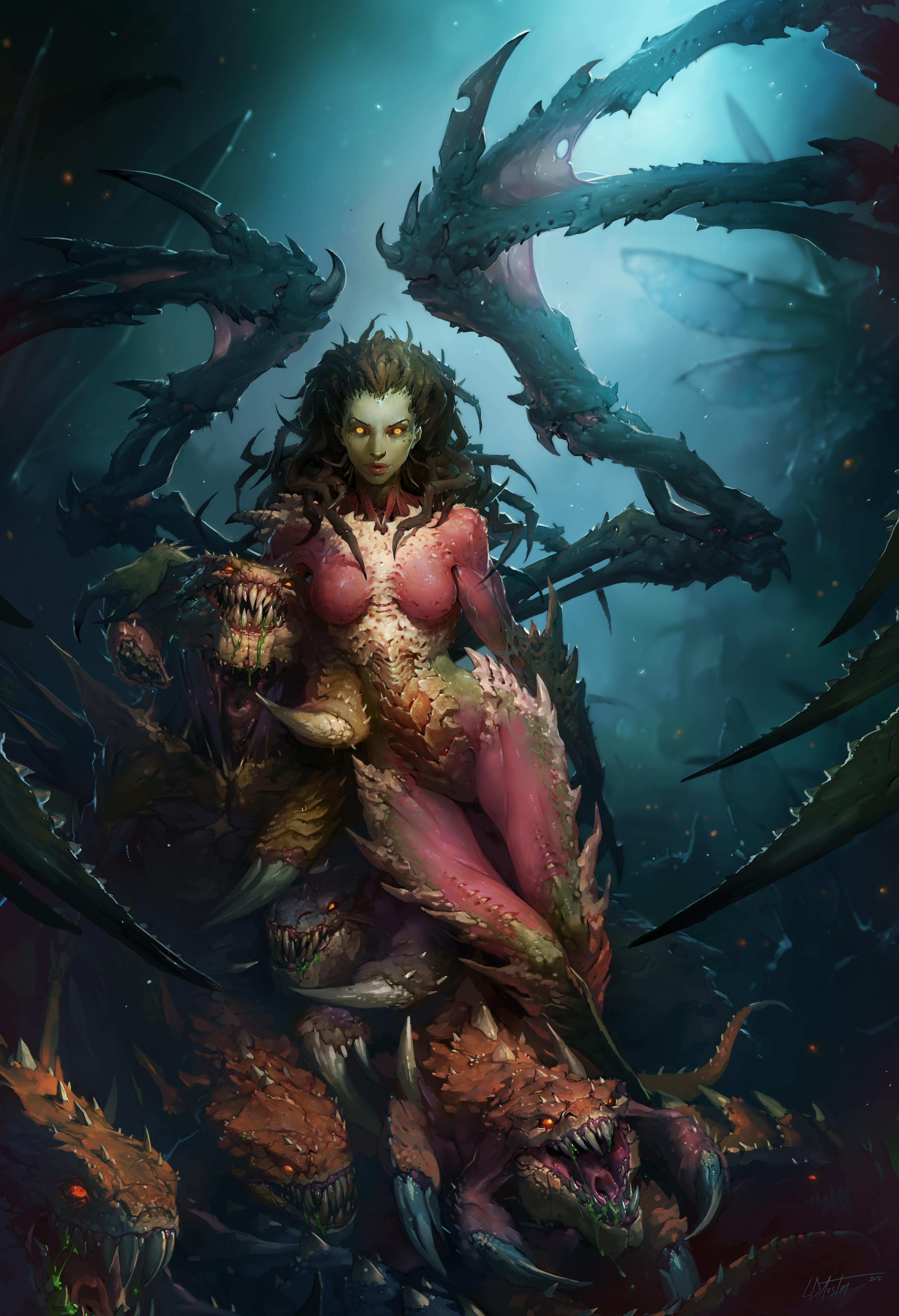 Mythic creature porn erotic clip