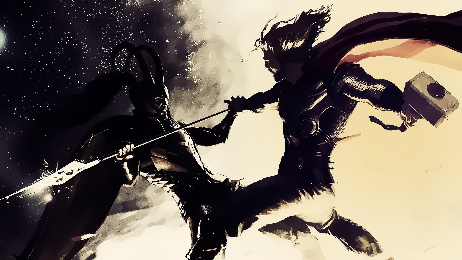 Most Inspiring Wallpaper Marvel Loki - illustration-Thor-anime-Marvel-Comics-Loki-sketch-computer-wallpaper-fictional-character-81172  Trends_1001865.jpg