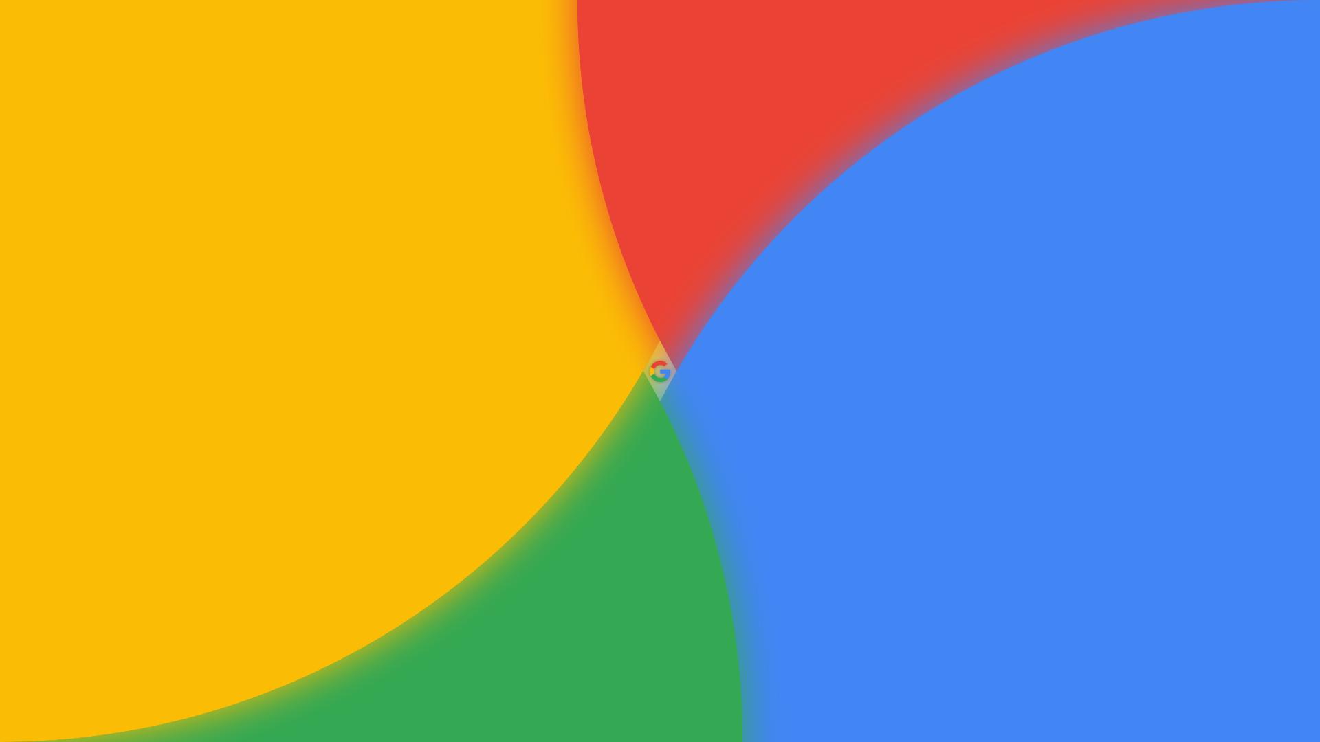 デスクトップ壁紙 図 抽象 空 黄 旗 サークル Google 色 葉