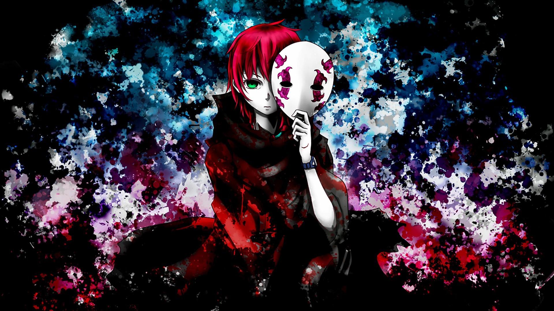 Wallpaper Illustration Anime Deadman Wonderland
