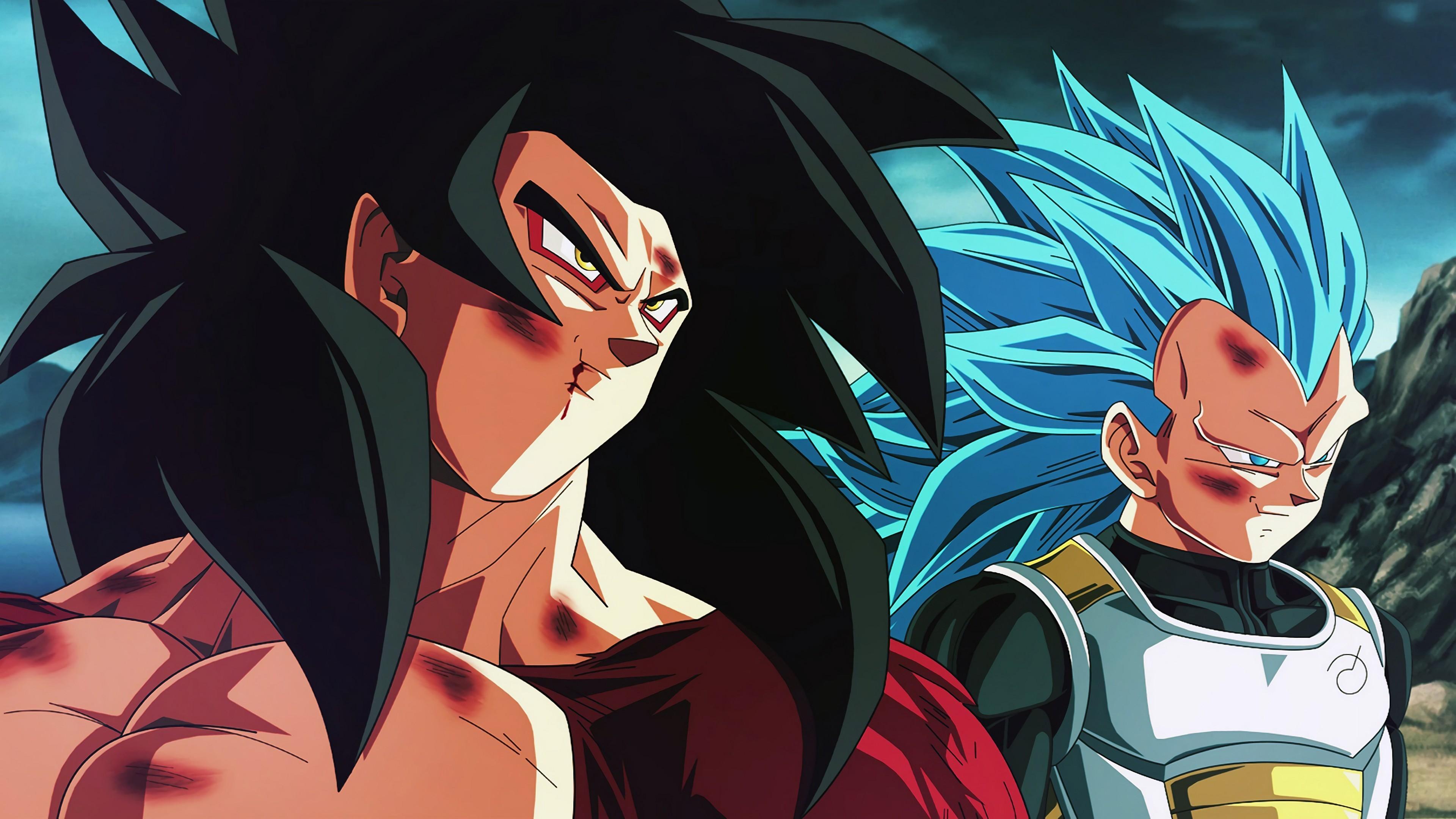 Wallpaper Illustration Anime Dragon Ball Dragon Ball Gt