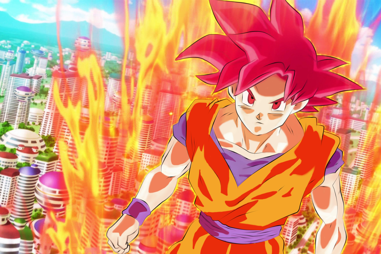 Fond D écran Illustration Anime Dragon Ball Z Super