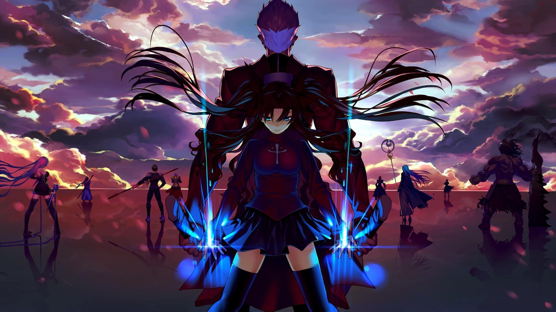 Wallpaper Illustration Anime Fate Stay Night Screenshot