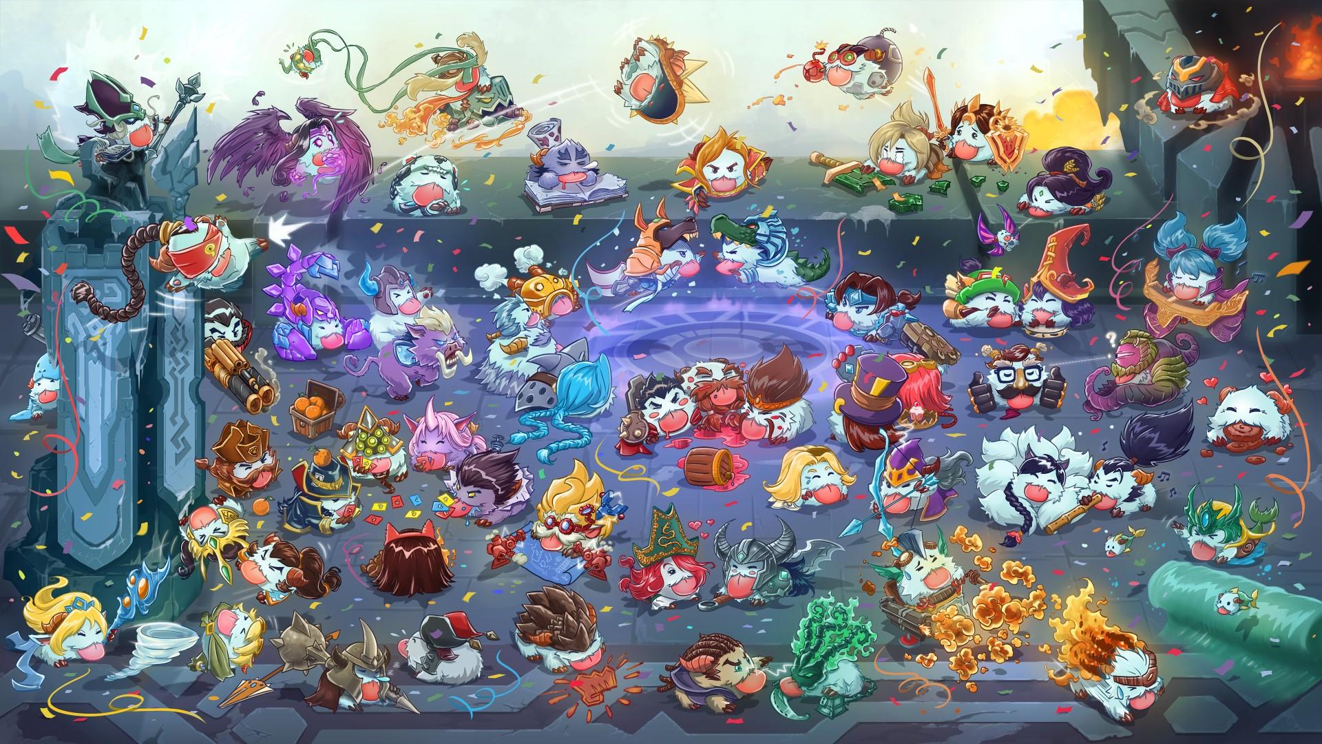 Wallpaper : illustration, anime, League of Legends, Thresh, Leona League of  Legends, Lulu League of Legends, Morgana League of Legends, Twisted Fate,  grave, ...