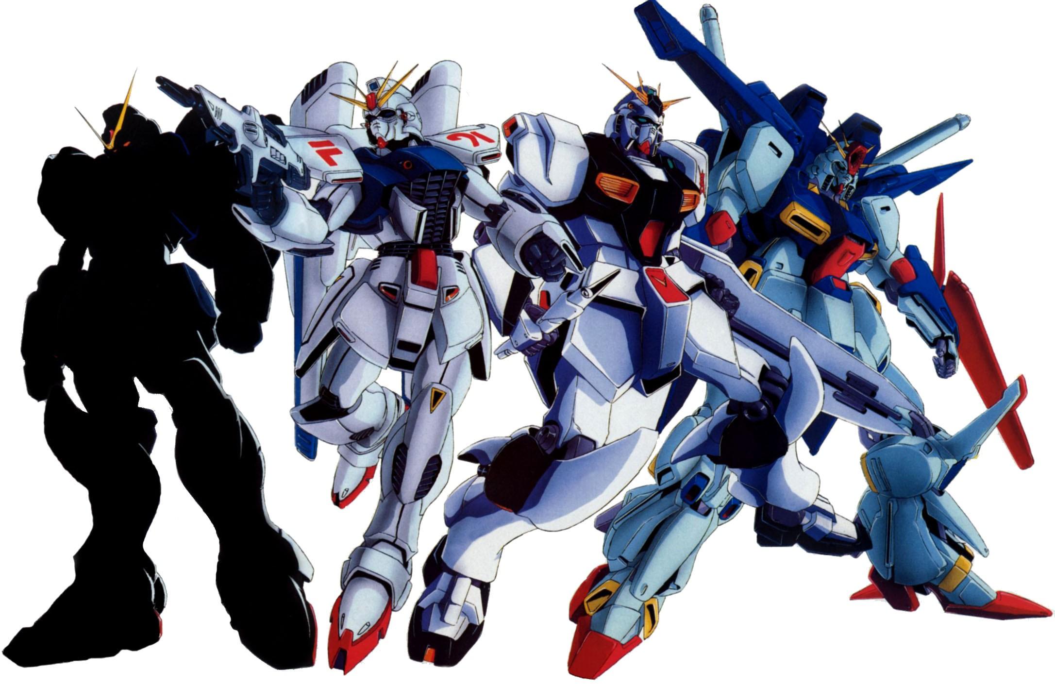 Wallpaper Illustration Anime Mobile Suit Gundam Toy Machine
