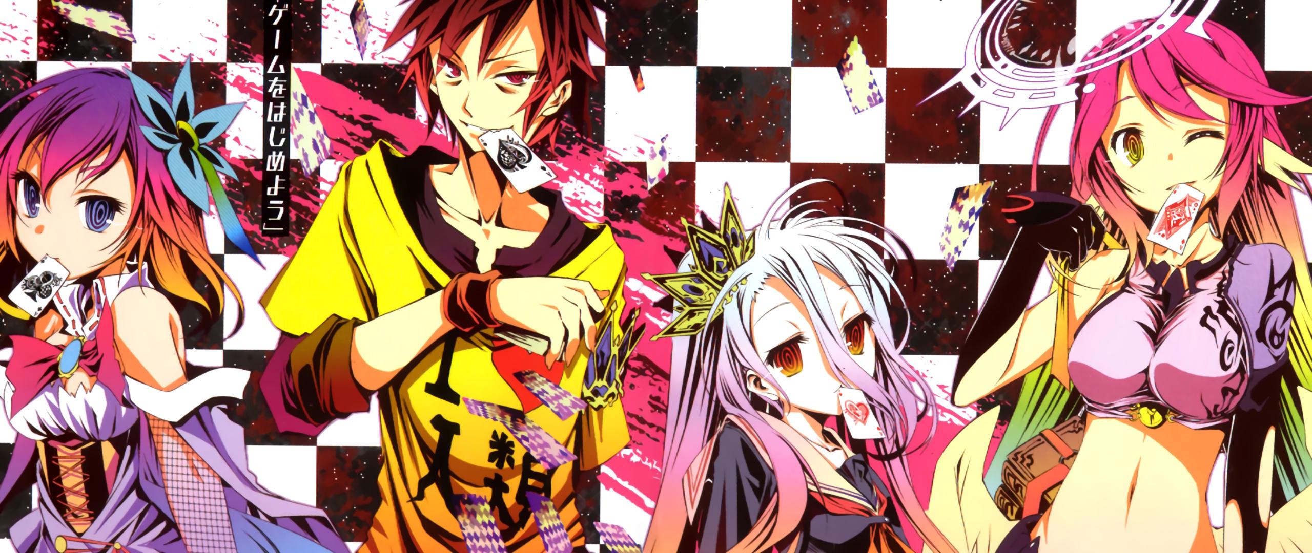 Wallpaper : Illustration, Anime, Sora No Game No Life, No