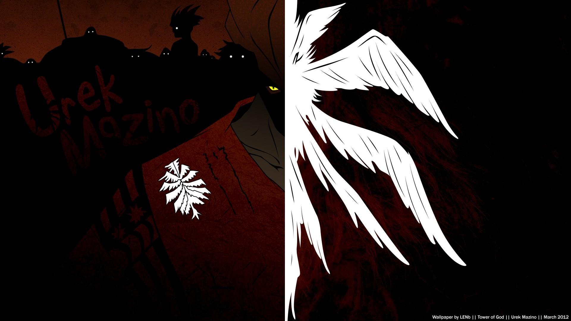 Wallpaper Illustration Anime Tower Of God Urek Mazino