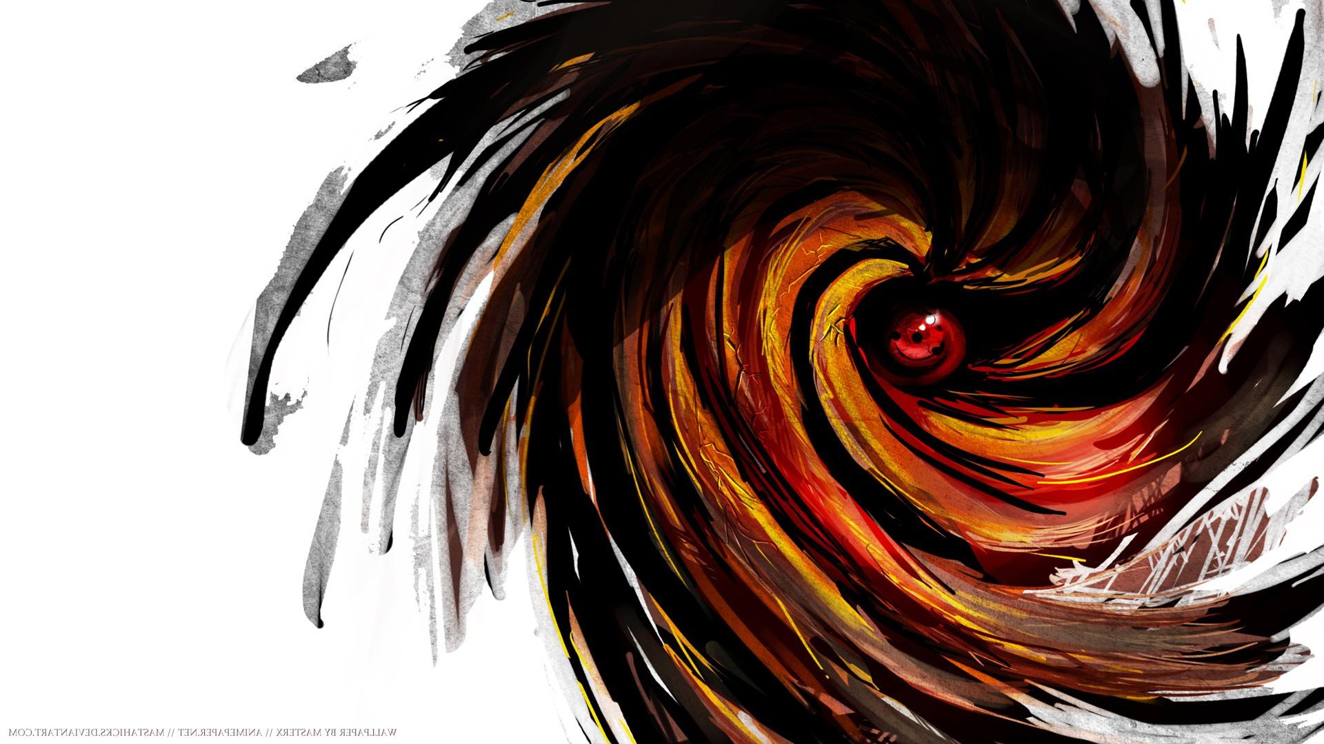 Download 98 Wallpaper Naruto Mata Sharingan Terbaik