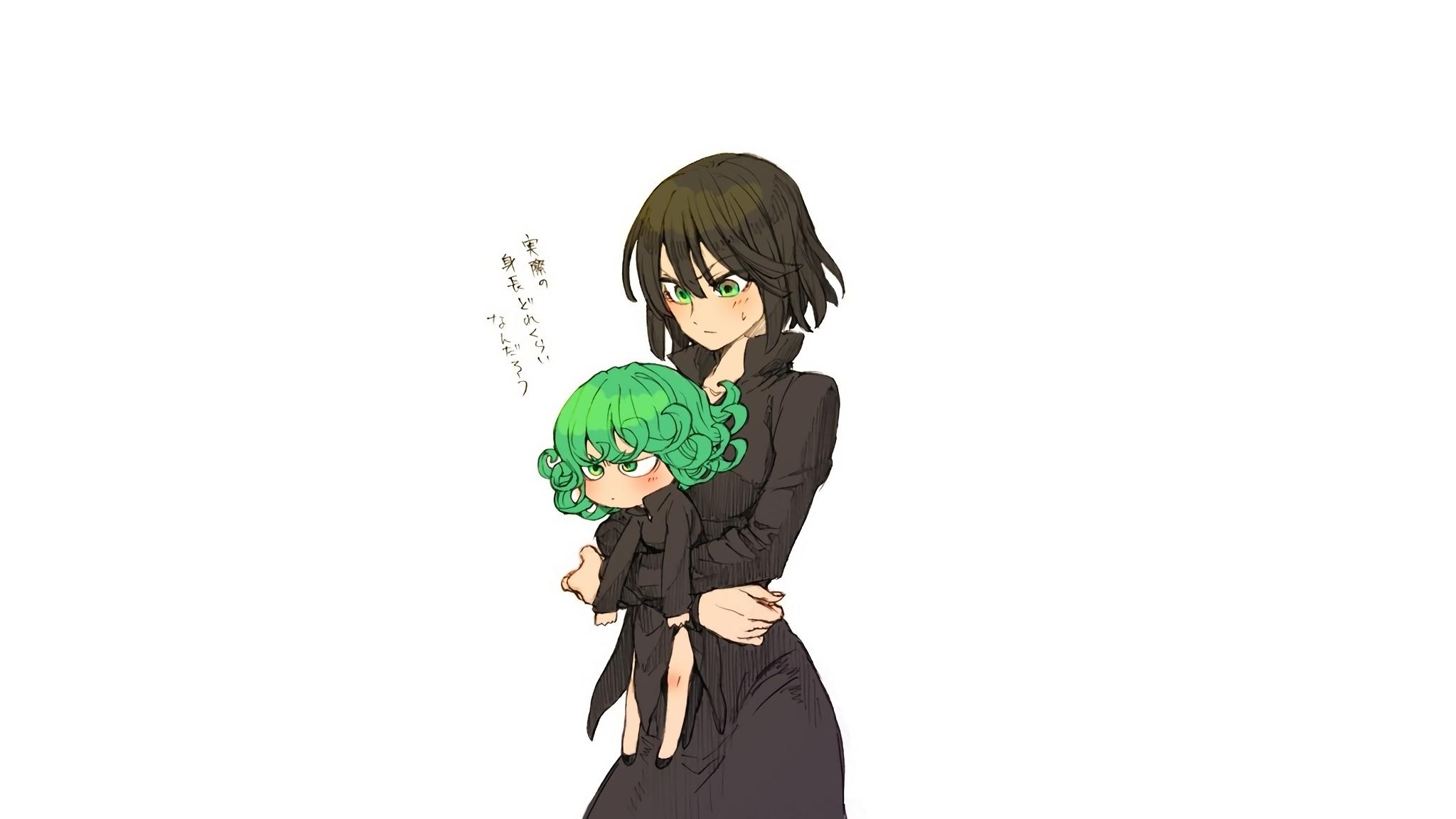 Wallpaper Illustration Anime Girls Fubuki Cartoon One