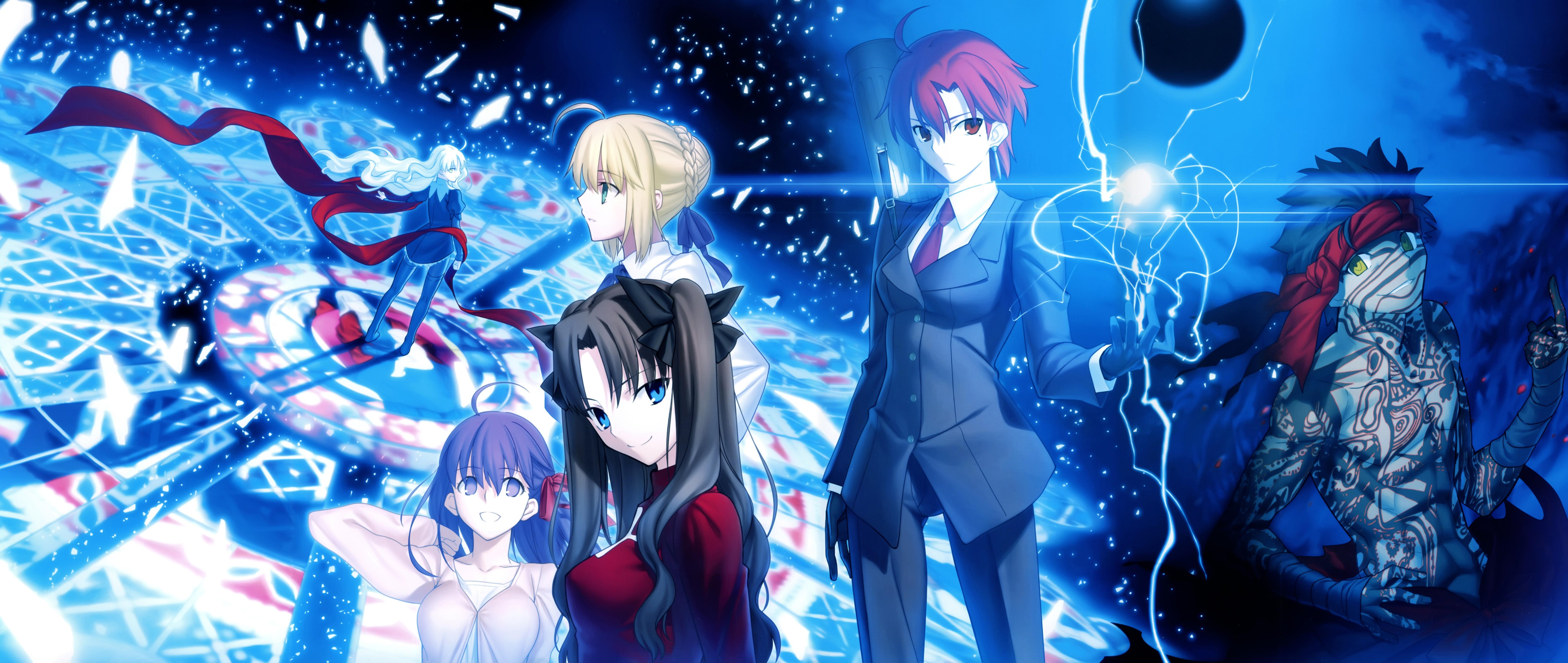 Wallpaper Illustration Anime Girls Saber Fate Series Type