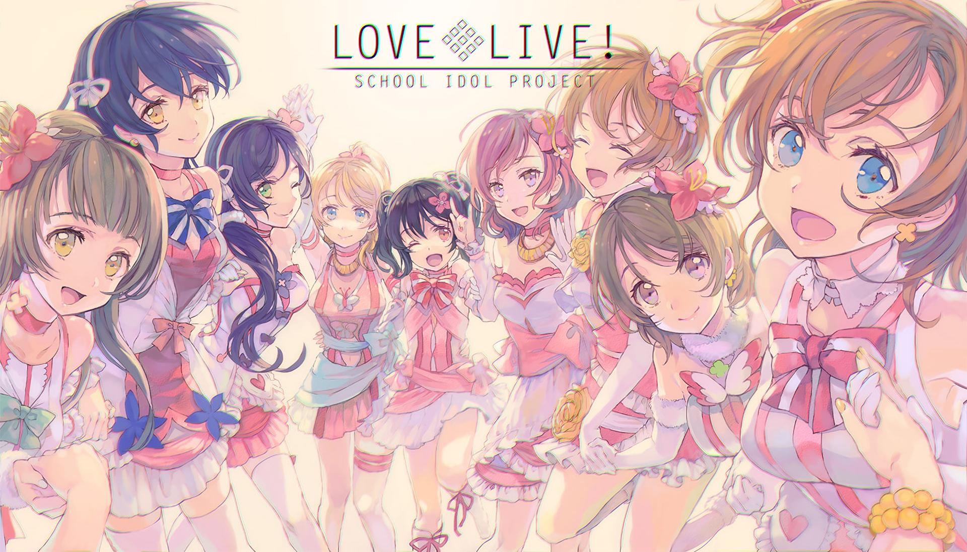Love Live Wallpaper Hd New: Wallpaper : Illustration, Anime Girls, Artwork, Love Live
