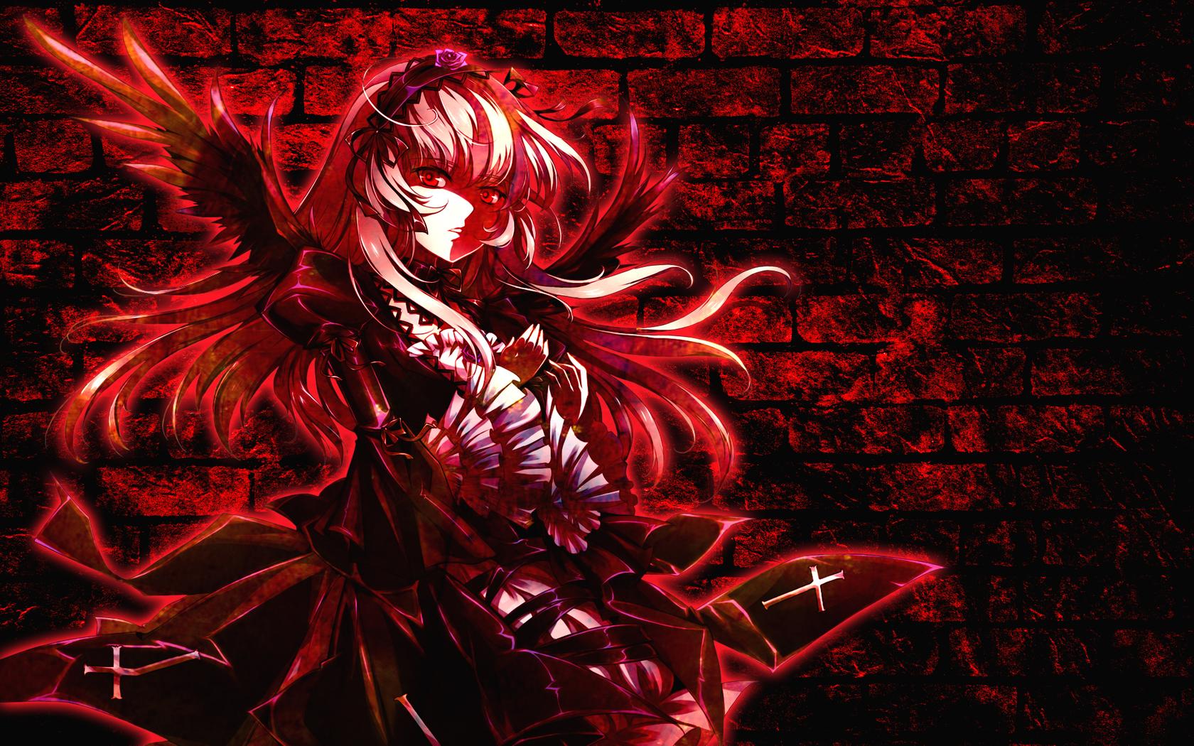 Картинки на аву вк аниме демоны