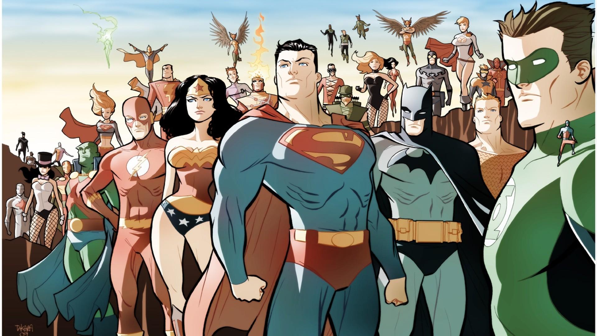 Wallpaper Ilustrasi Anime Karya Seni Batman Gambar Kartun