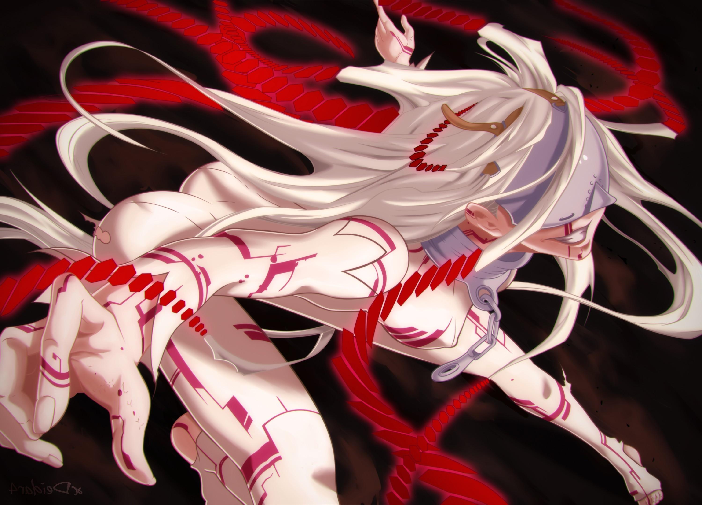 Wallpaper illustration anime blood shiro deadman wonderland illustration anime blood shiro deadman wonderland deadman wonderland 3000x2156 px voltagebd Gallery