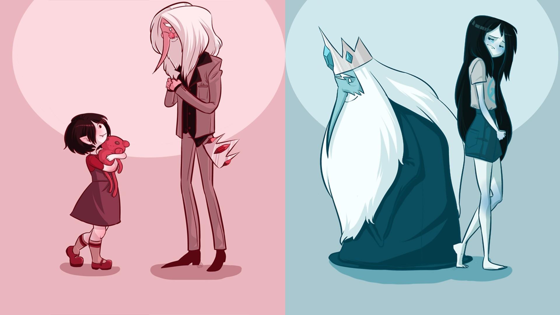 Anime Adventure Time Pictures wallpaper : illustration, anime, cartoon, adventure time