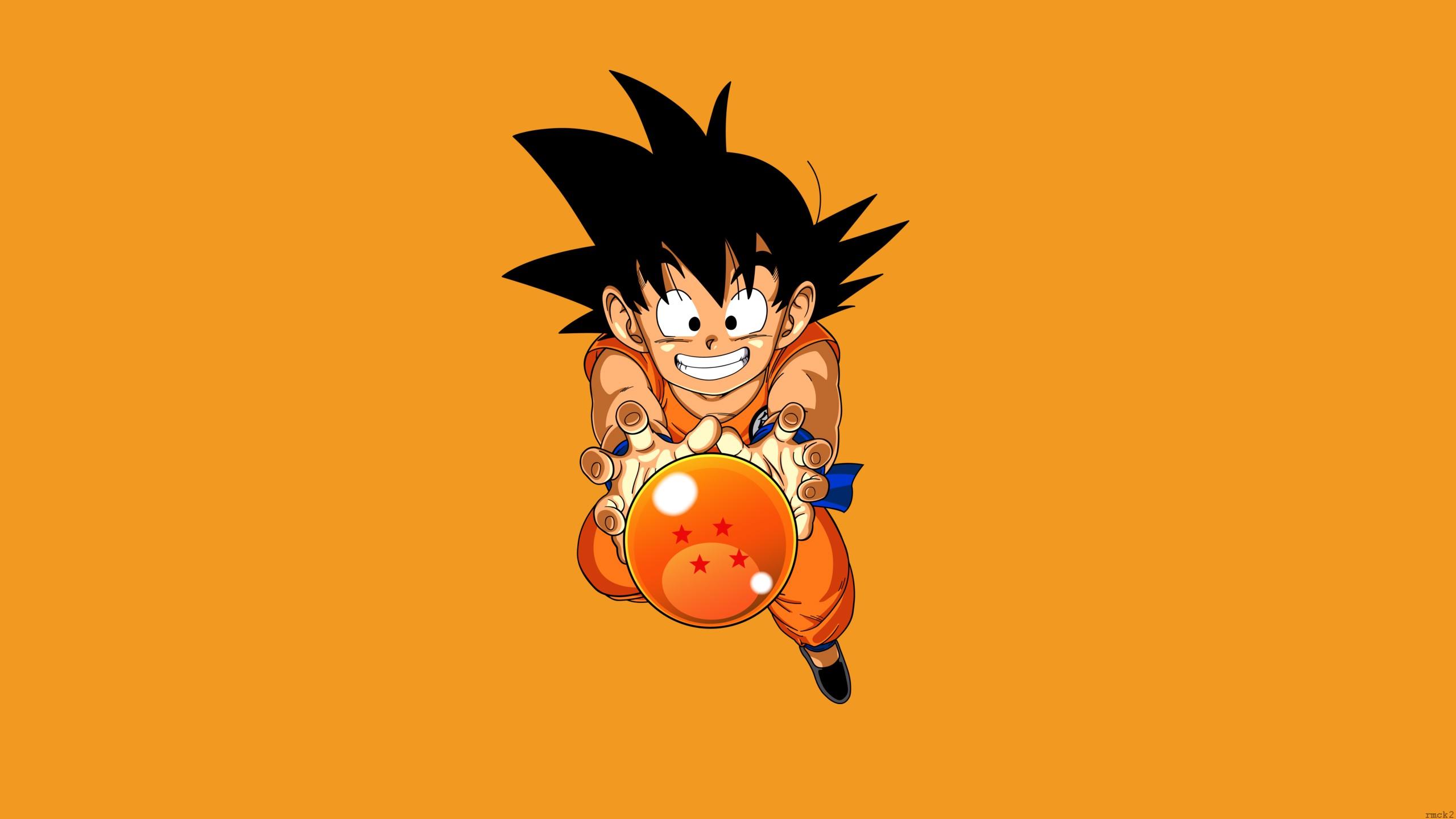 Illustration Anime Cartoon Dragon Ball Son Goku Z Kid Screenshot