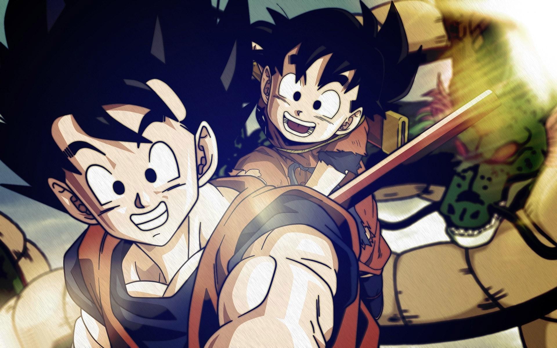 Wallpaper Illustration Anime Cartoon Dragon Ball Son