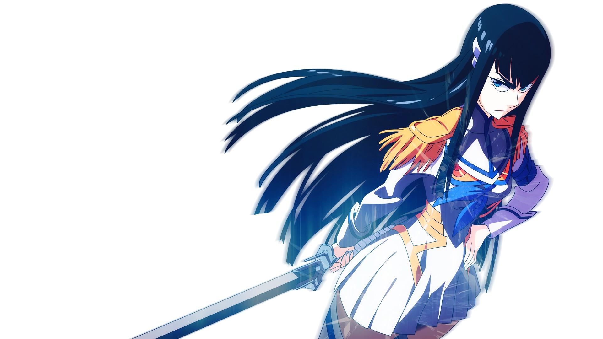 Wallpaper Illustration Anime Cartoon Kill La Kill Kiryuin
