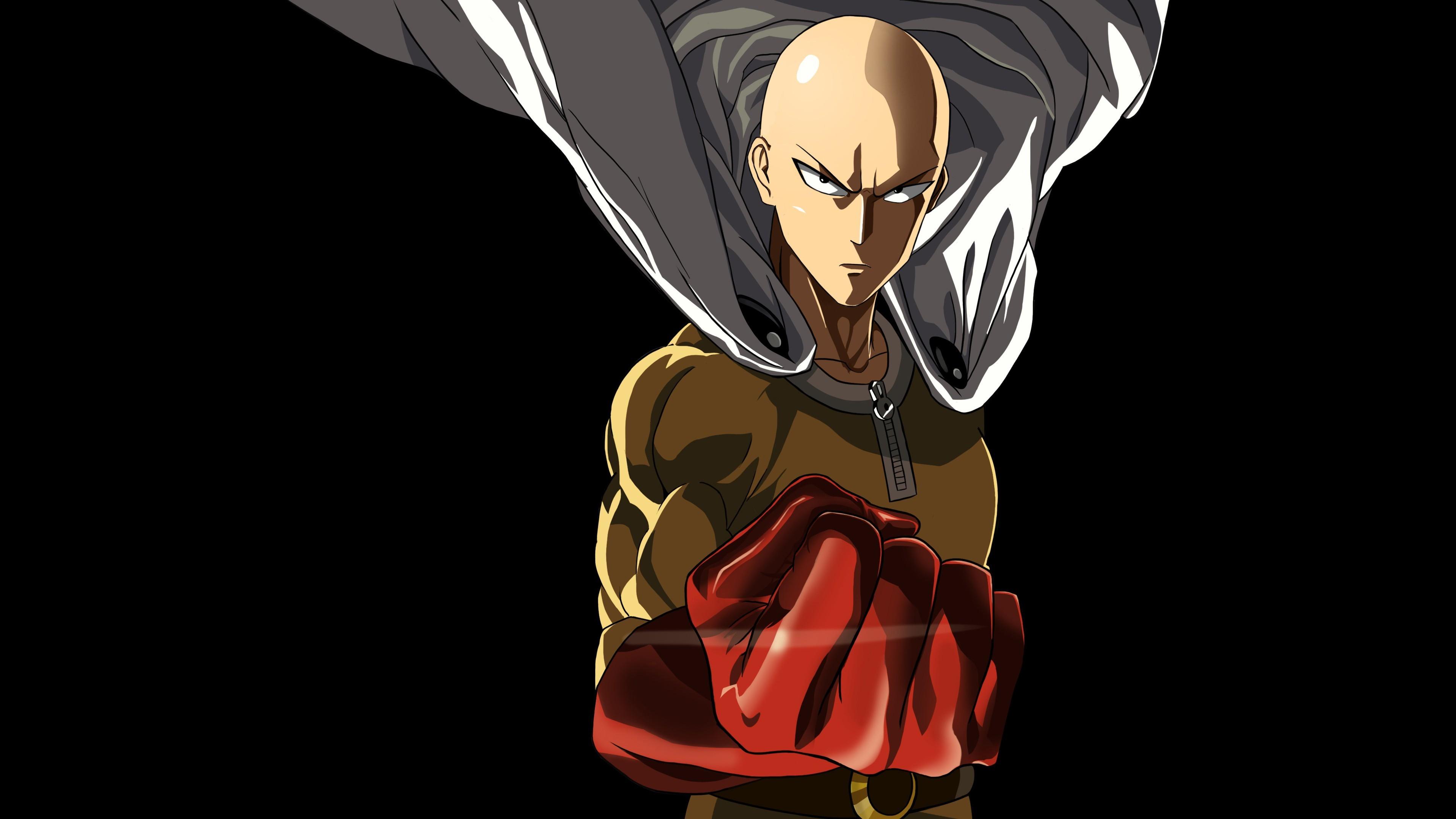 Fond d'écran : illustration, Anime, dessin animé, Saitama, One Punch Man, capture d'écran ...