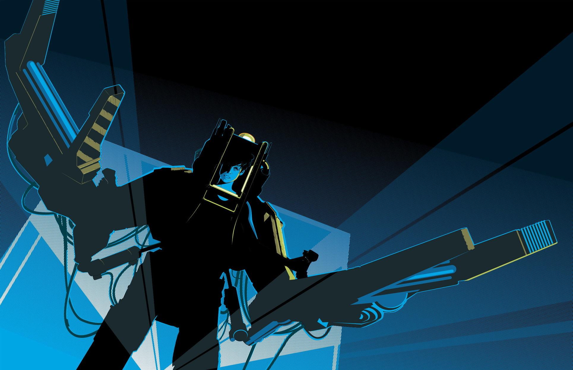 Wallpaper Illustration Anime Cartoon Aliens Craig Drake Art