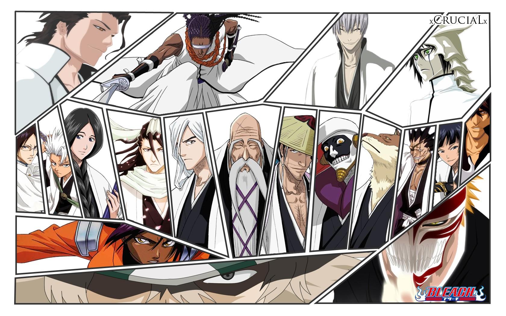 Wallpaper Illustration Anime Cartoon Bleach Kurosaki