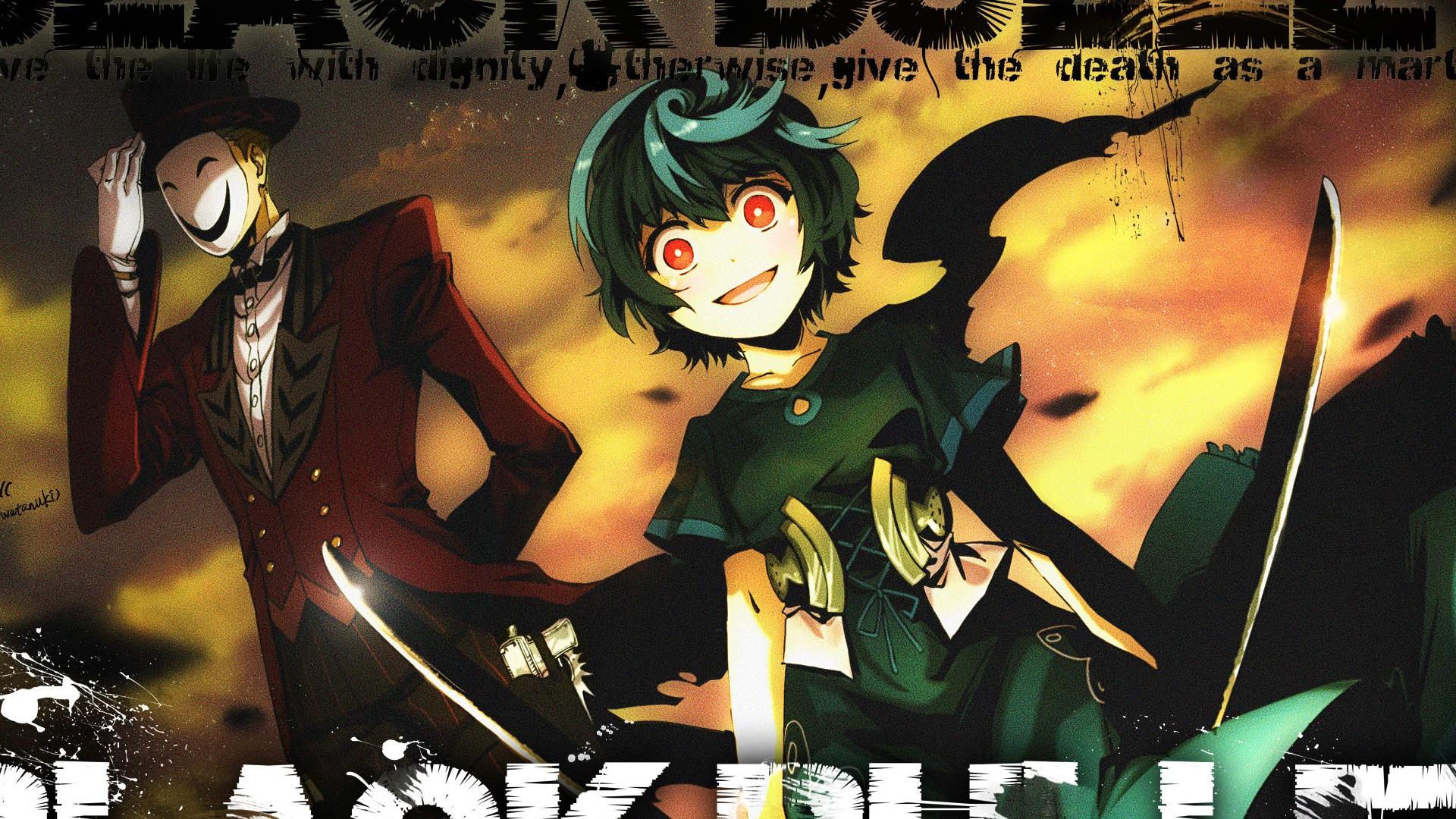 black bullet anime wallpaper 1920x1080.html