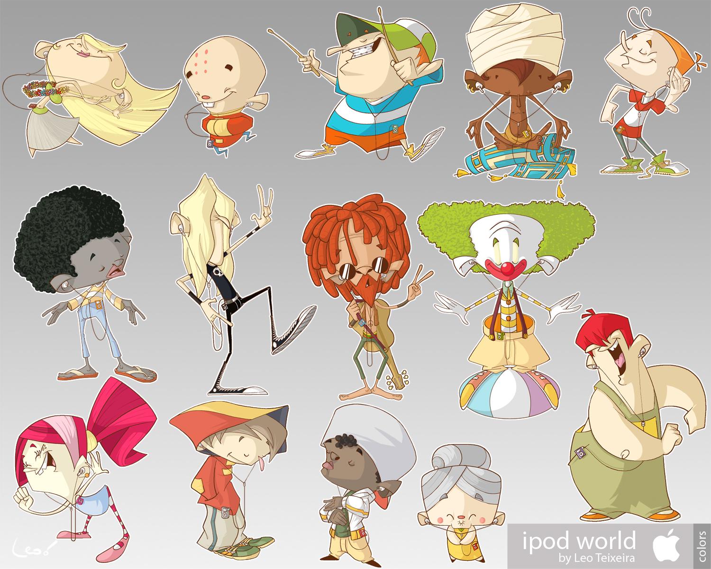 Wallpaper Ilustrasi Anime Gambar Kartun IPhone Ipod