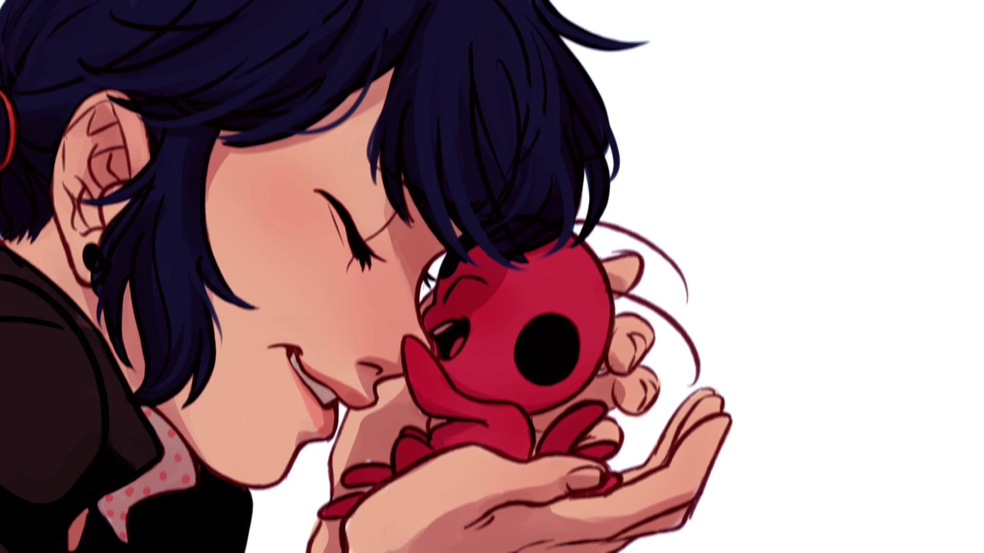 Perfect Illustration Anime Cartoon Mouth Miraculous LadyBug Mangaka Interaction