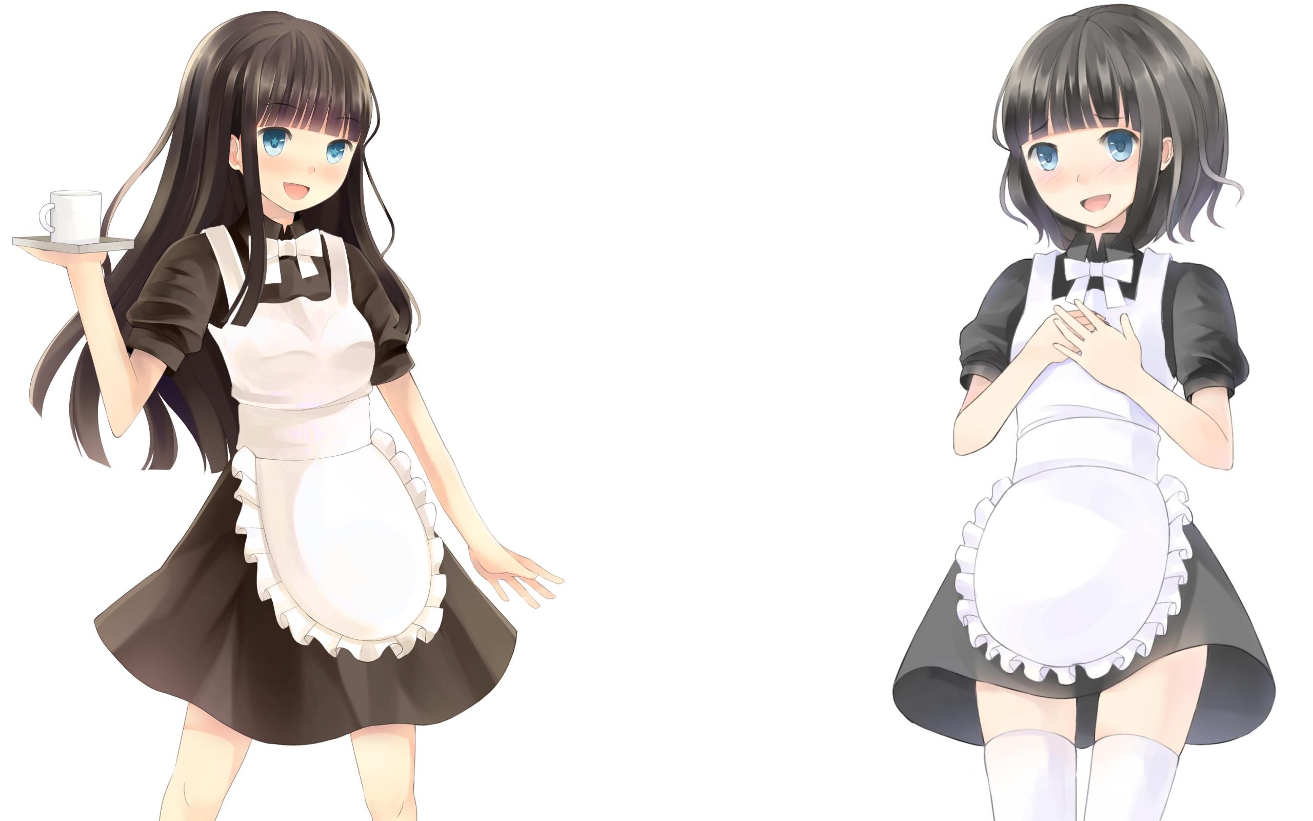 Papel De Parede Ilustracao Anime Desenho Animado Uniforme