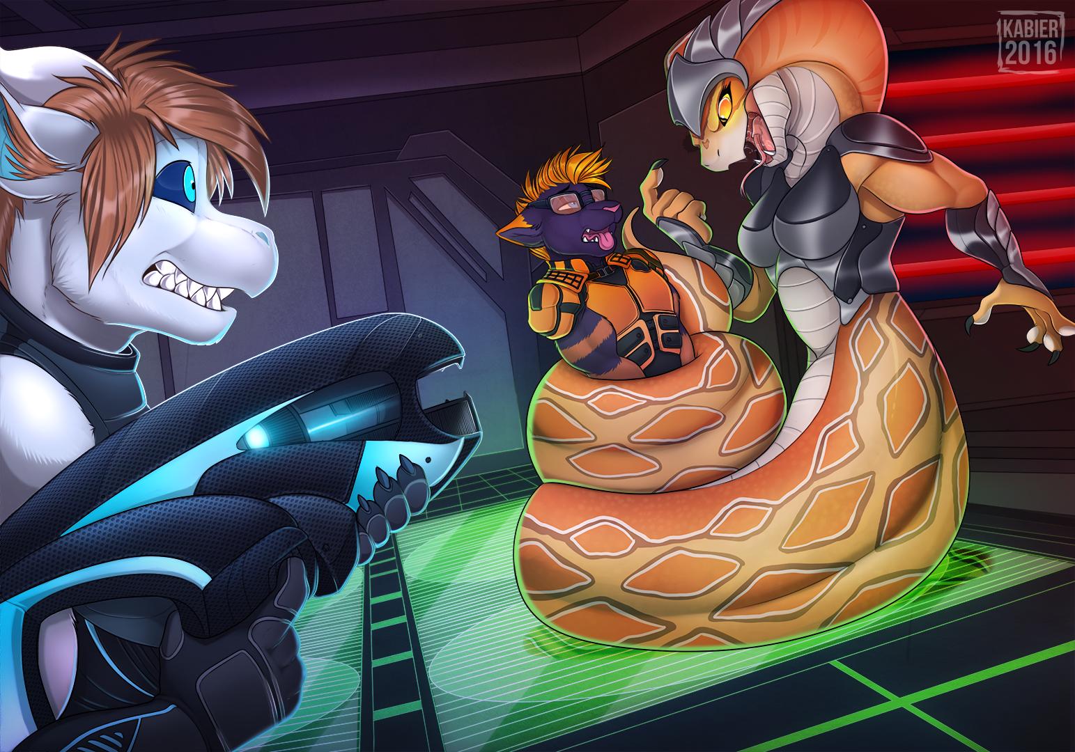 Ilustración de fondo de pantalla, Anime, Furry, Anthro, Comics-6538