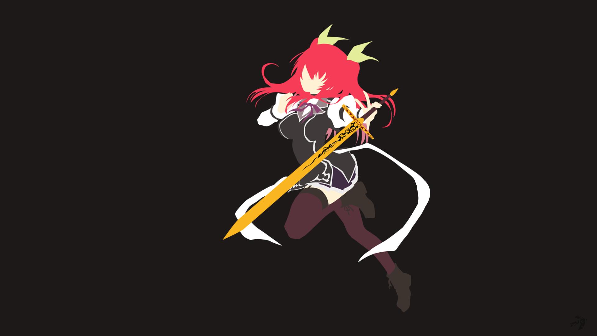 Wallpaper Illustration Anime Girls Cartoon Anime