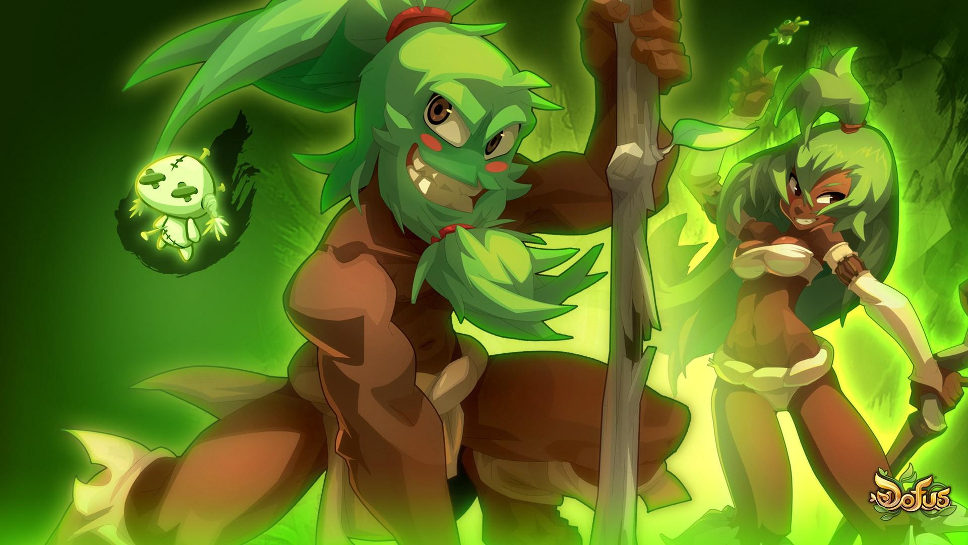 Fondos De Pantalla Ilustración Anime Verde Dibujos