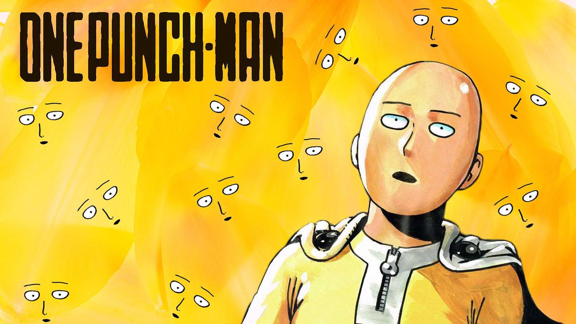 Wallpaper Illustration Anime Manga Cartoon Saitama One Punch