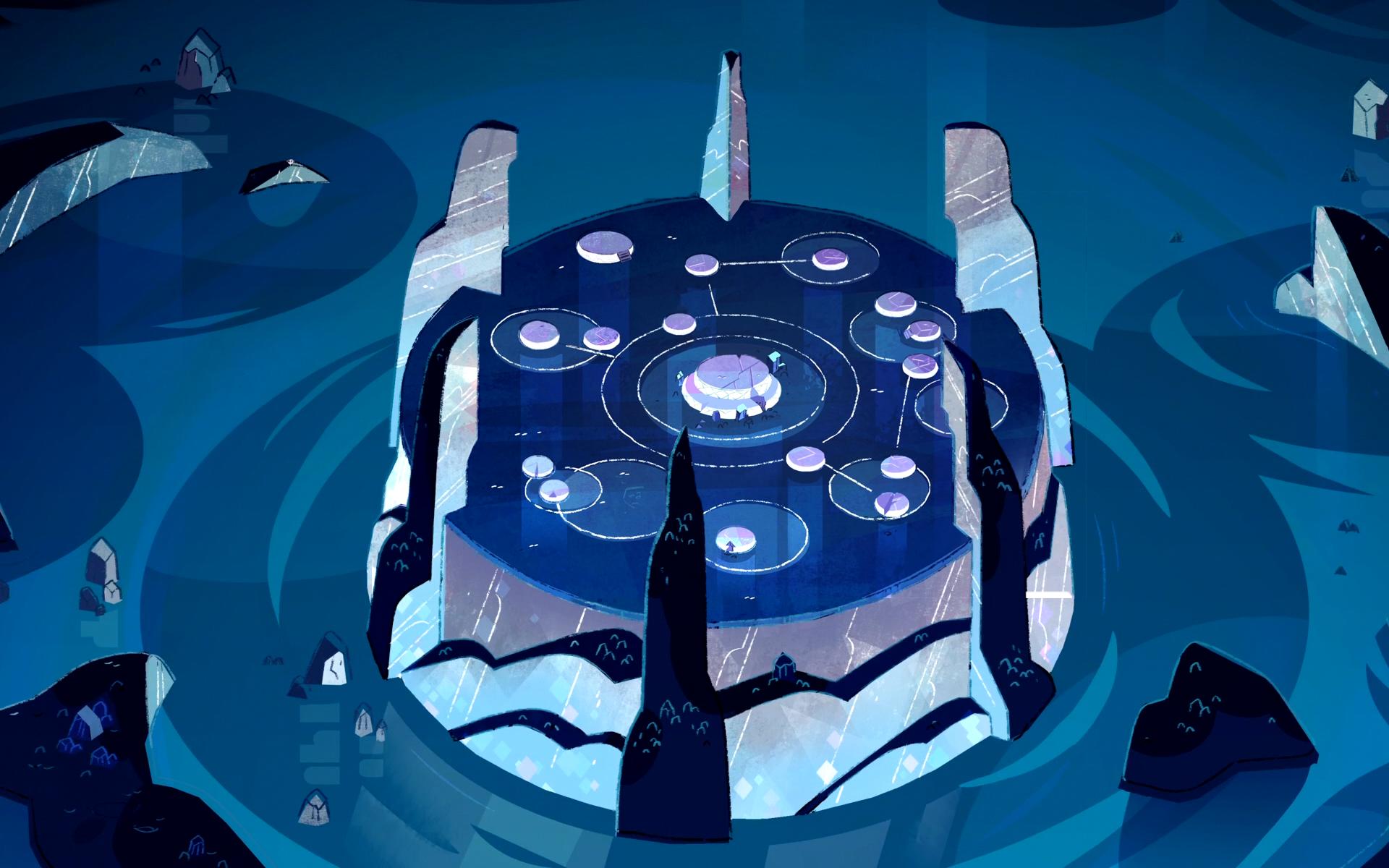 Download Wallpaper High Quality Steven Universe - illustration-anime-space-blue-cartoon-Steven-Universe-screenshot-computer-wallpaper-80664  Best Photo Reference_626863.png