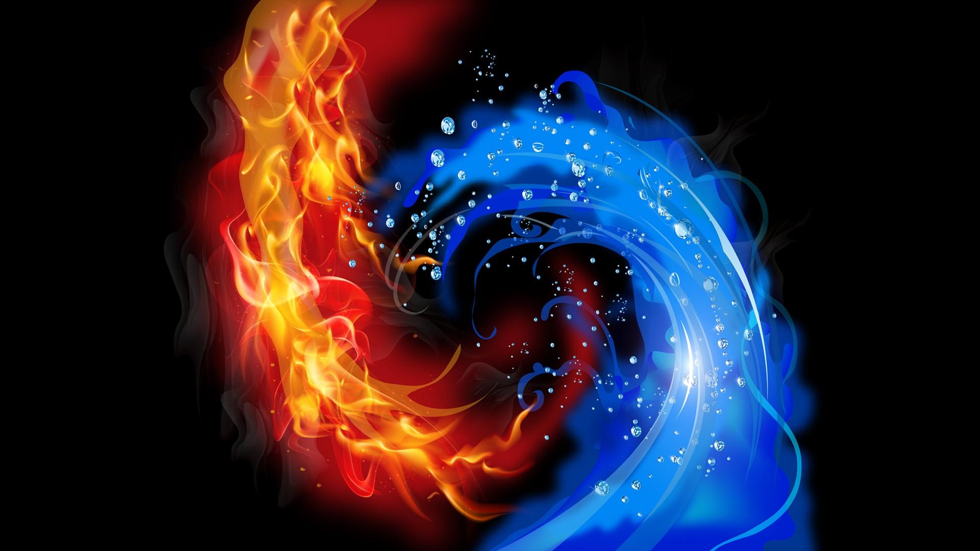 Красивые открытки с огнем